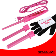 Professional Interchangeable 3 in 1 curling roller set Women Beauty Hair Rollers Curler Iron Curling Wand Iron Hair Care Styling