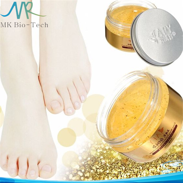 Afy 24K Gold Essence Heel massage repair foot cream for craked heels 120g