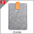 Low Price Laptop Sleeve Grey Messenger Bag Laptop Case Pouch Cover with Good Quality
