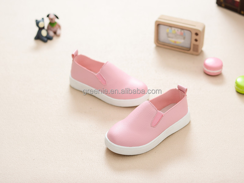 Girls Classic Comfortable Skate Board Shoes