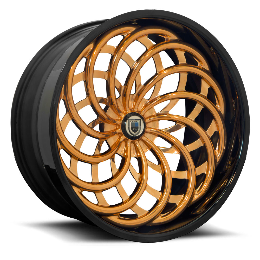 High performance forged alloy wheel rims mag wheels auto