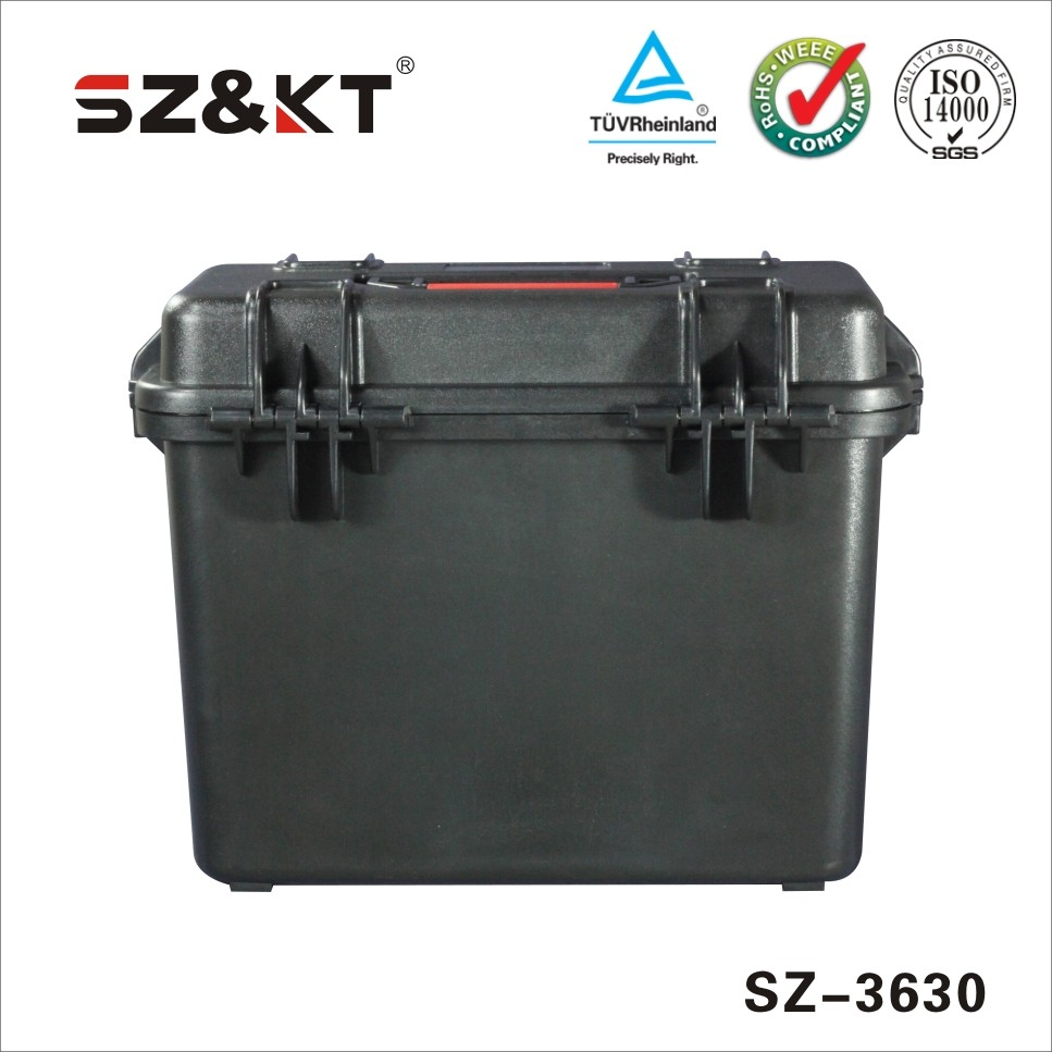 Equipment Protective Plastic Hard Case with foam