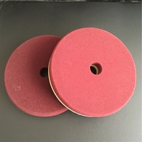 6 inch glass polishing pad