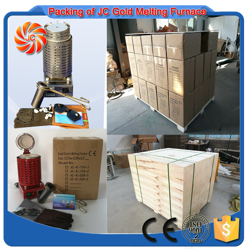 Hot Selling China Supplier Small platinum Melting Furnace For Sale