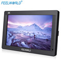 FEELWORLD 4K HDMI input 1080p IPS full HD on camera DSLR 7 inch lcd monitor