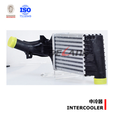 Auto engine aluminum intercooler for OPEL VAUXHALL ASTRA G ZAFIRA A 2.0TD 2.2TD 1999 2000 OE No. 1302114 (DL-E042)