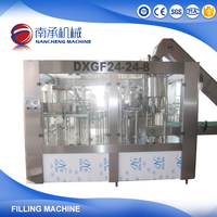 Fruit Juice Crack Filling Machine with CE Standard