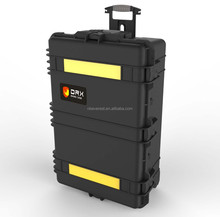 Hard Shell Plastic Custom Foam Lined Equipment Case RPC3831