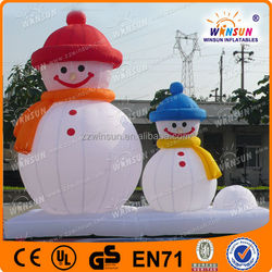 Beautiful Style Colorful Environmental Best Selling Kids Inflatable Christmas Items