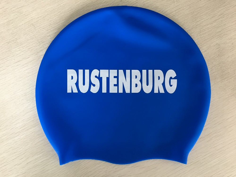 Logo Printing Silicone Swimming Cap With Best Price