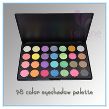 New Listing Shiny&Shimmer 28 Color Eye Shadow With Palette Cosmetic For Make-up