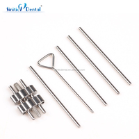 Dental Accesories Screws Orthodontic Stainless Steel Expansion Screw