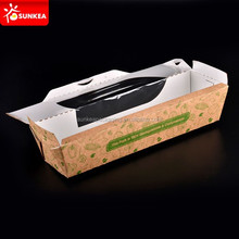 Top-rated Packaging for Bread / Paper Baguette Box
