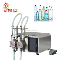 Easy Operate Dual Head Liquid Bottle