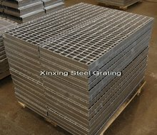 Galvanized Steel Grating Serrated_Cut-to-size
