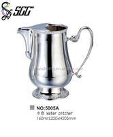 High Quality 1600 ml Water Pot / Metal Water Pitcher / Stainless Steel Water Kettle