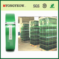 5/8 inch bottle packing plastic strapping