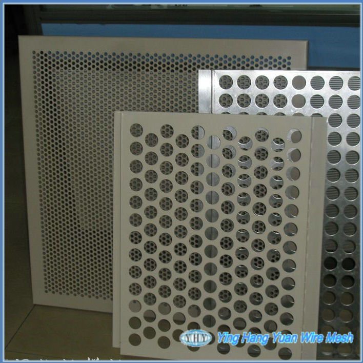 Aluminium Roofing Punch Sheet
