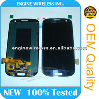 smartphone spare parts for samsung galaxy s3 i9300 lcd digitizer,for samsung s3 lcd display