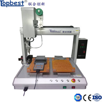 Automatic Selective Soldering machine with two soldering station for PCBA soldering