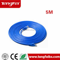 UTP CAT6 23AWG Patch cord wire / Jumper Line / Etherner cord