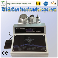 2016 RF Cavitation fat slimming Machines for weight loss , wrinkle removal , skin tightening