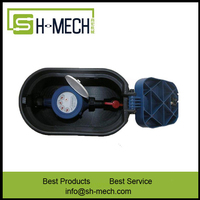 removal tools in packing water meter cover