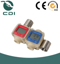 High Accuracy Electronic Adblue Turbine Flow Meter