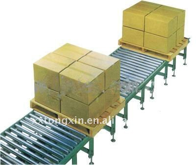 Unpowered Stainless Steel Heavy Duty Roller Conveyors for Tray