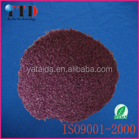 hot sales Pink fused aluminium oxide for polishing