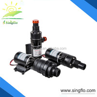 2016 Hot sale Singflo 24V Waste diaphragm Water Pump/Toilet Sewage water Pump