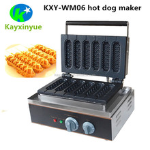 Snake Food French Muffin Hot Dog Machine Corn Hot Dog Machine