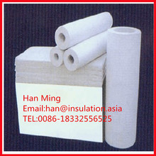 Well thermal shock resistant Polycrystalline Alumina Ceramic fiber blanket