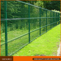6ft decorative garden border wire mesh fence manufacturer