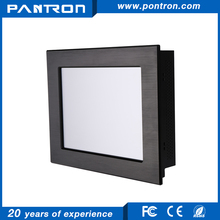 smart fanless design 10.4'' industrial touch screen panel PC linux
