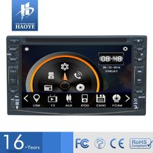 Good Prices Small Order Accept 2Din Inch 6.2 Universal Car Dvd Car 2 Din Car Radio