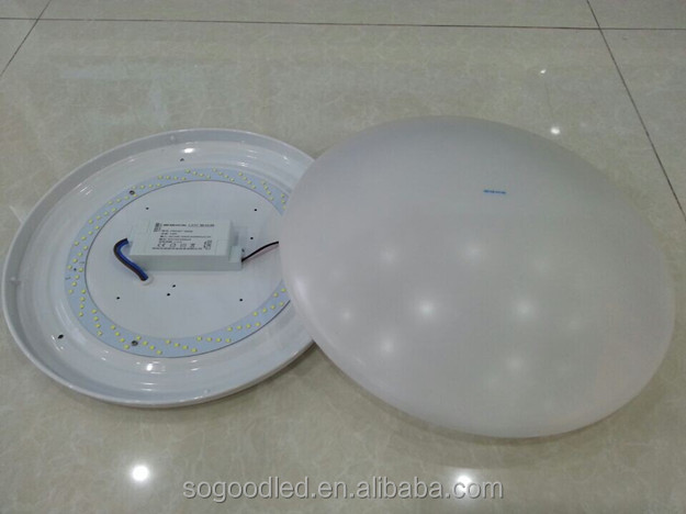 Warranty 3 Year CE RoHS Ceiling LED Light 80Lm/w 80CRI