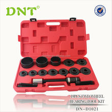 high quality 19pcs professional puller tools for FWD wheel bearing tool kit