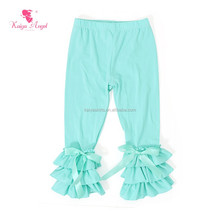 Kids clothes wholesale icing pants sew sassy children's clothing