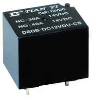 DEDB Auto relay 4120 relay seal and open type