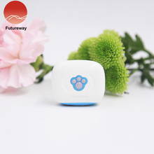 Popular Mini Pet Tracker With Collar GSM/GPRS Positioning Real Time GPS Tracker Dog Pet