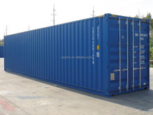 40HQ new shipping container 40ft high cube used dry cargo container