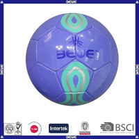China supplier cheap official size and weight soccer ball football