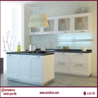 Eourpean style modern kitchen cabinet paint colors designs