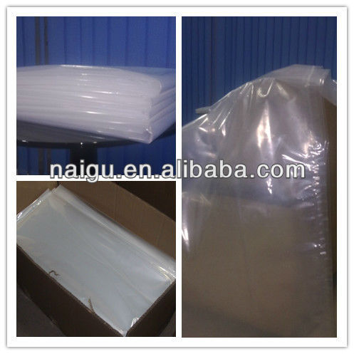 2013 custom king mattress vacuum bags with printing