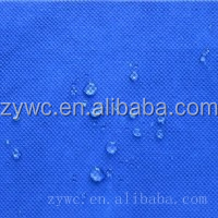 waterproof PP material nonwoven fabrics for protective clothing in china