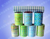 Baby and adult diapers raw material PP frontal tape ,Mechanical Frontal Tape,raw material for producing diaper