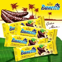 Maxim Banella 20 gr Foamy candy Bar