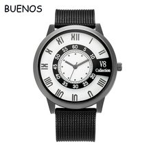 High Quality Silicone Strap Digital Second Hand Dial Mens Sports Wrist Watches