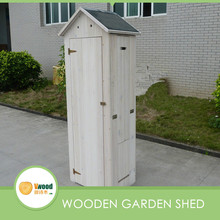 Wood Garden Shed